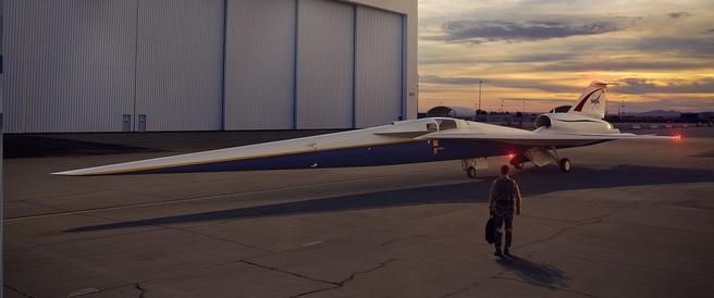X-59 NASA