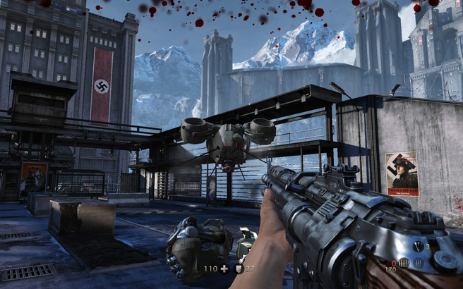 Review Wolfenstein: The Old Blood