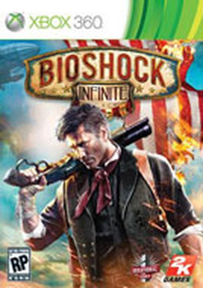 Box BioShock: Infinite