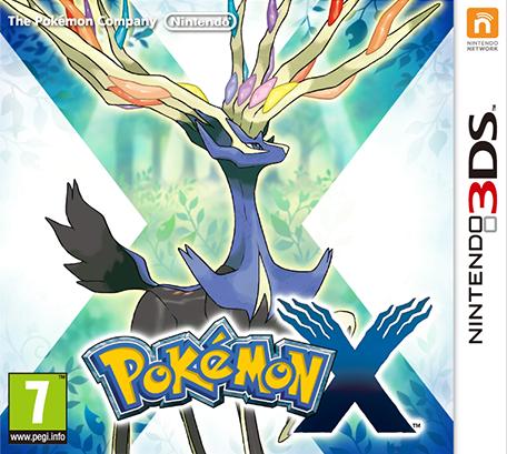 Pokémon X, Nintendo 3DS