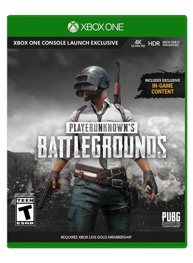PUBG voor Xbox One