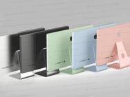 Apple iMac 2021-concepten via Jon Prosser, Front Page Tech