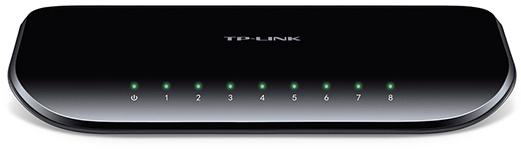 TP-Link TL-SG1008D v6.0