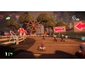 LittleBigPlanet Karting, PlayStation 3