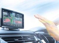 Pioneer navigatiesystemen met motion sensors