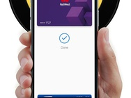 Apple Pay Express Mode in Londen