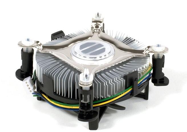 Intel E8500 Koeler 2