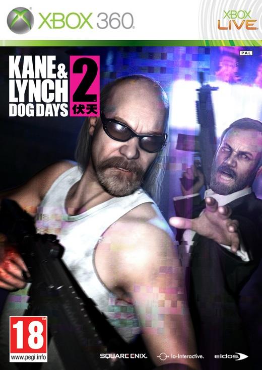 Kane & Lynch 2: Dog Days, Xbox 360