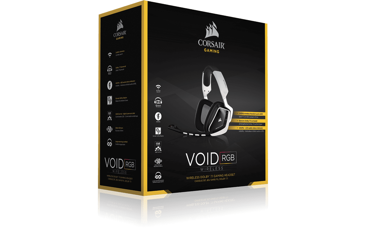 how to connect corsair void wireless to xbox one