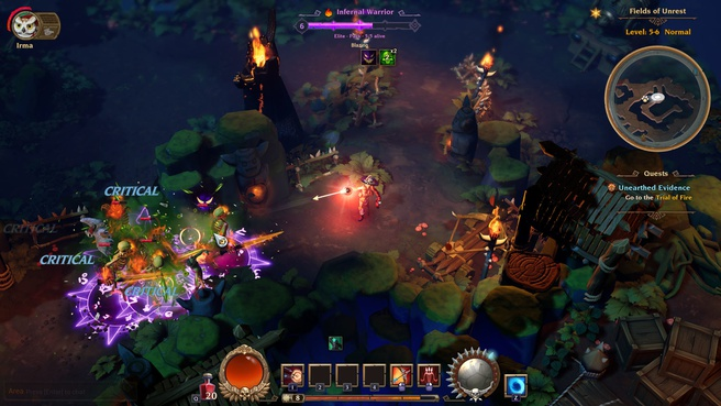 Preview Torchlight III