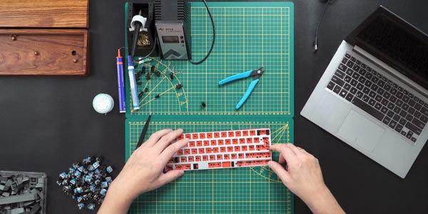 FPA .BUILD toetsenbord