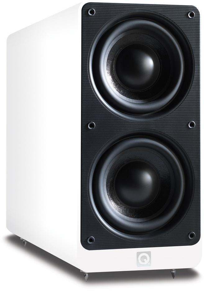 Q-Acoustics 2070Si (Wit)