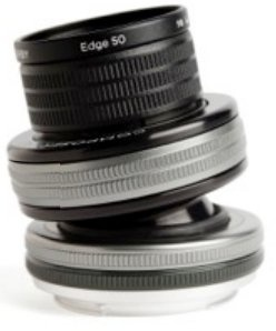 Lensbaby Composer Pro II with Edge 80 Optic (Samsung NX)