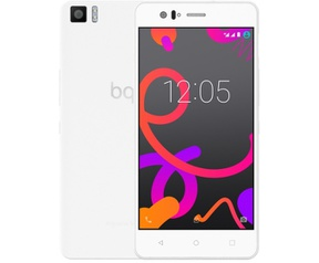 BQ Aquaris M5 3GB ram 16GB Wit