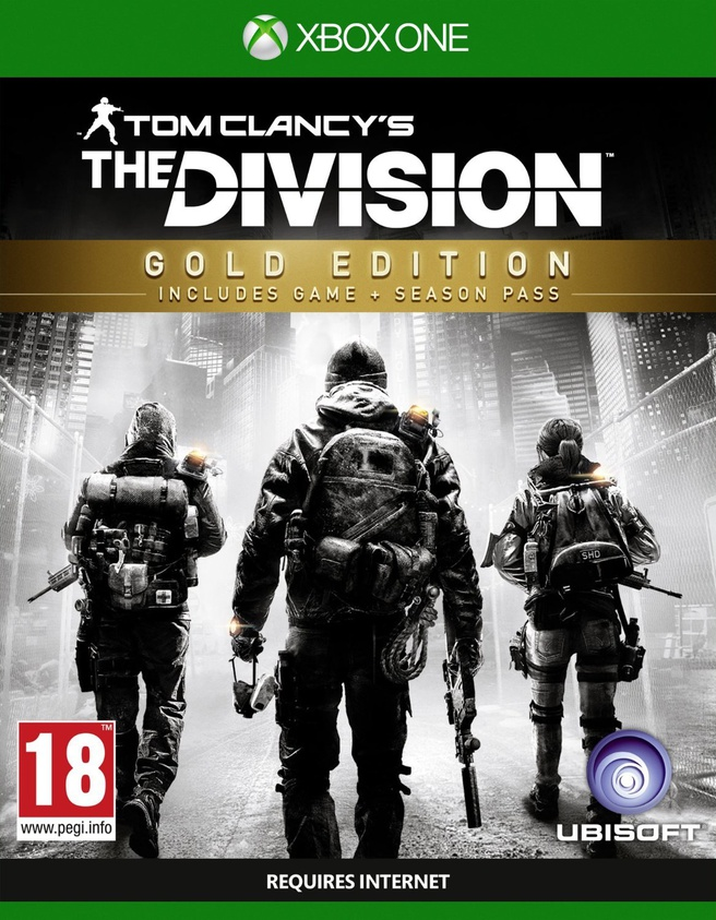 Tom Clancy's The Division Gold Edition, Xbox One