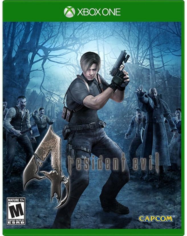 Resident Evil 4 Remastered, Xbox One