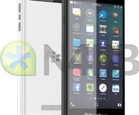 Blackberry Z20 leak