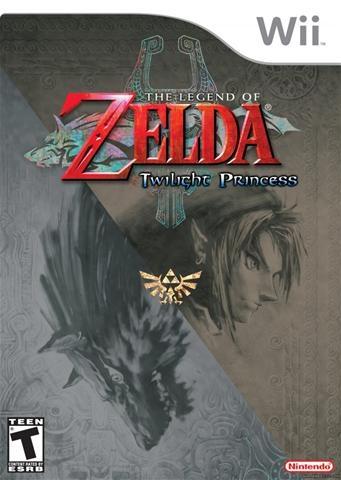 Zelda Twilight Princess, Wii