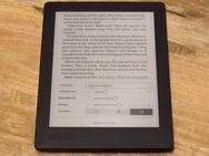 Tekstinstellingen Kobo Aura H2O Edition 2
