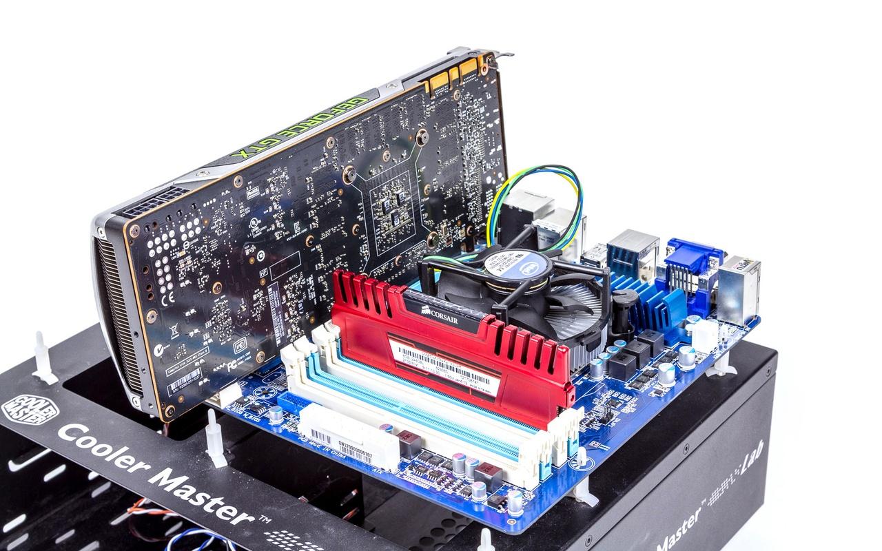Intel stockkoeler
