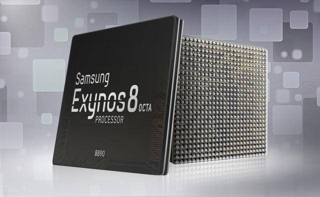 Samsung Exynos 8 Octa