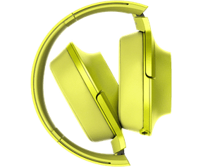 Sony MDR-100AAP (Geel)