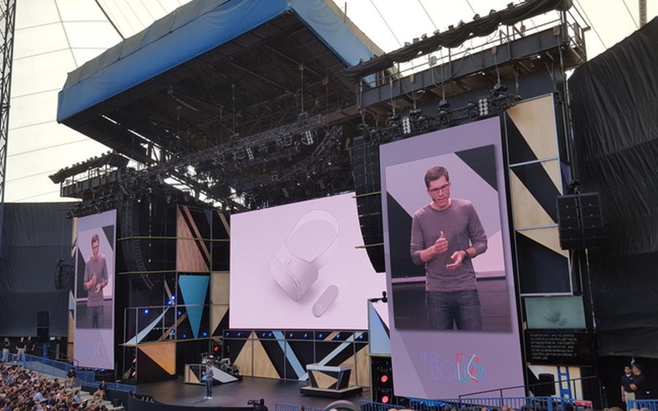 Google I/O 2016 Daydream
