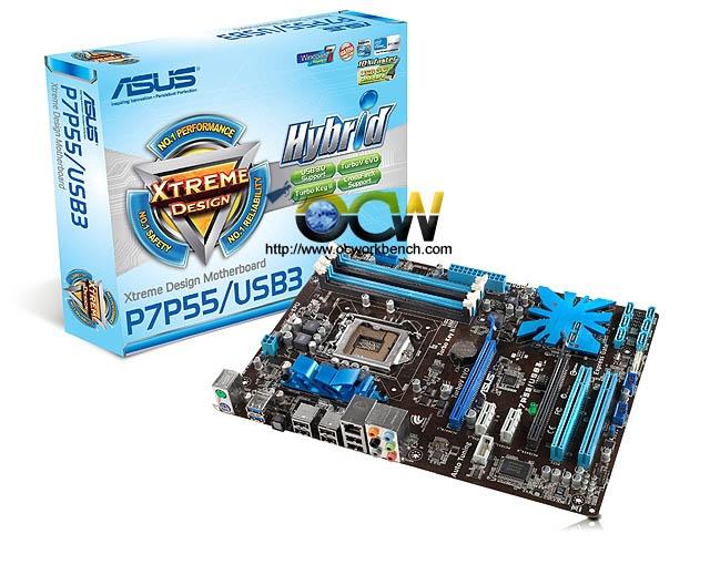 Asus P7P55/USB3