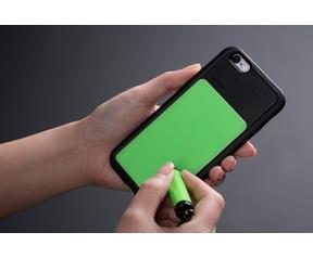 Lumdoo Apple iPhone 6 Duo Cover Black/Orange