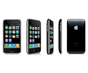 Apple iPhone 3G 8GB Zwart