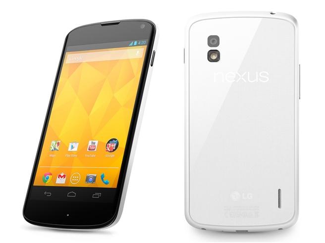 LG Nexus 4 16GB Wit