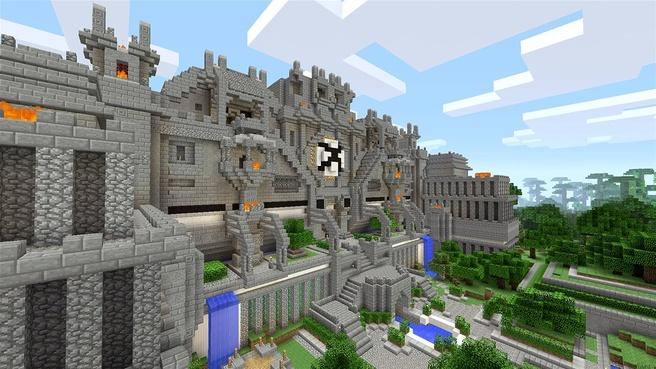 Minecraft, Xbox One