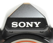 Sony Alpha A900 zoekerbult