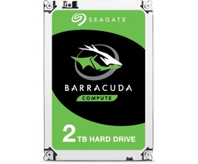 Seagate Barracuda, 2TB