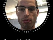 Face ID op iPhone X