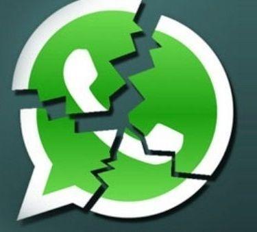 Gekraakte WhatsApp
