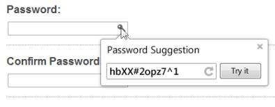 Google wachtwoordengenerator