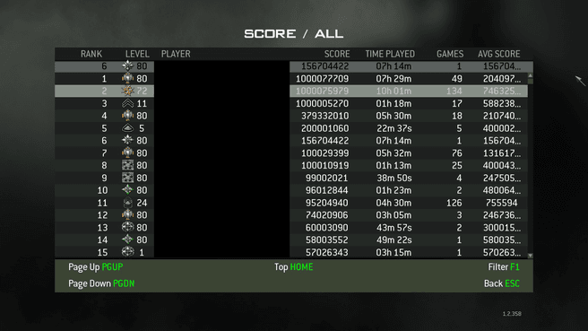 Modern Warfare 3 XP Hack -- results