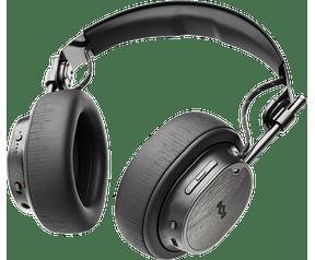 House of Marley Exodus ANC Bluetooth-koptelefoon (Zwart)