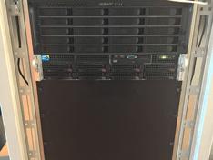 Servers voorkant