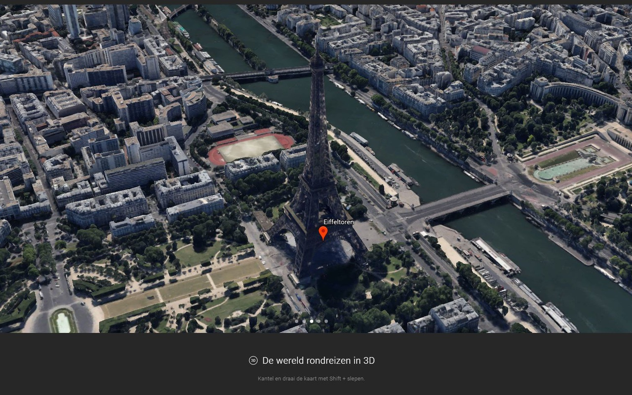 Google Earth (2017) - web