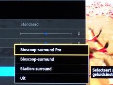 Bioscoop Sound Pro