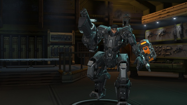 Review Xcom: Enemy Within
