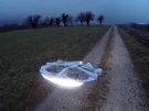 Milennium Falcon obv quadcopter door Franse hobbyist Olivier C
