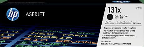 HP Laserjet 131X (CF210X) toner zwart hoge capaciteit (origineel)
