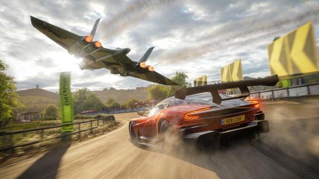 Forza Horizon 4-dlc met James Bond-auto's