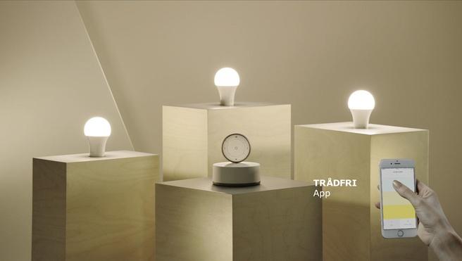 Slimme verlichting Ikea werkt na update met Google Assistant