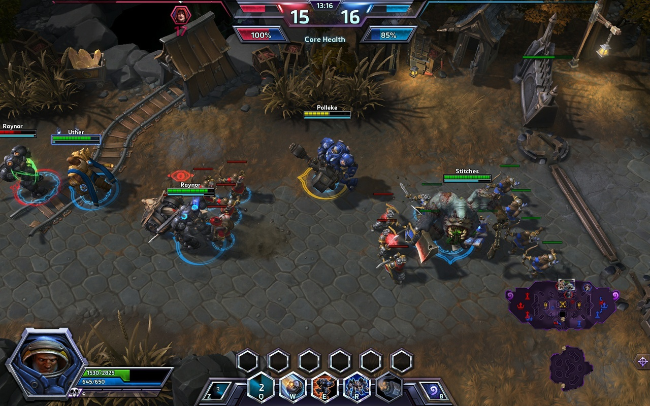 Review Heroes of the Storm