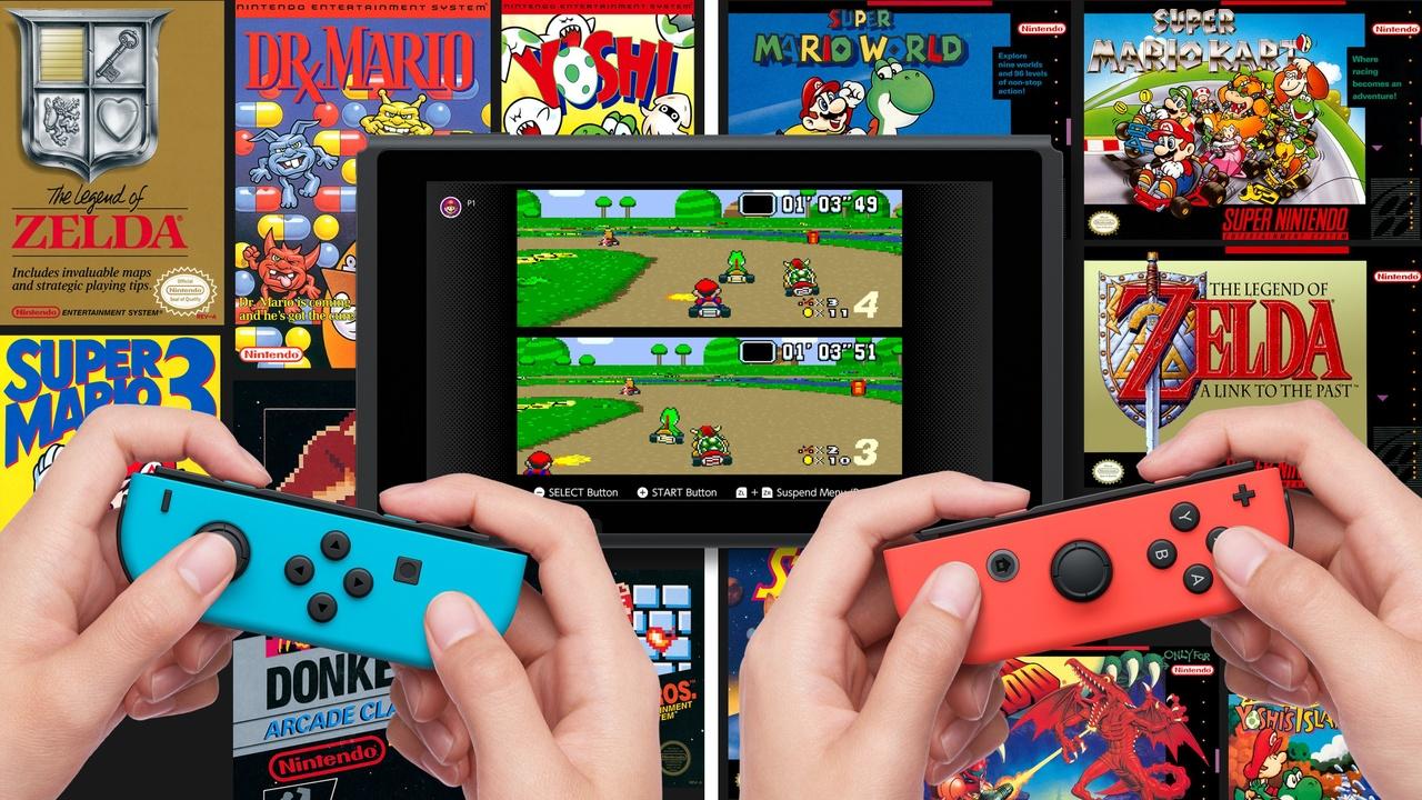 Nintendo brengt niet meer iedere maand NES- en SNES-games