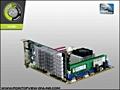 PoV Intel Atom D510 Mainboard